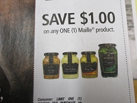 $1/1 Maille Product 5/11/2019