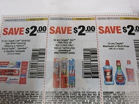 $2/1 Colgate Total Advanced, Optic White Advanced Whitening Toothpaste 4/27/2019+ $2/1 360 Twin or Multi Pack Toothbrush 4/20/2019 + $2/1 Colgate Mouthwash 4/27/2019