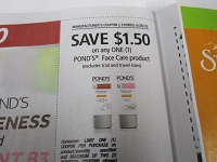 $1.50/1 Pond's Face Care 5/26/2019