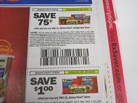 $.75/1 Jimmy Dean Refrigerated + $1/2 Jimmy Deam Items 9/15/2019
