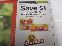 $1/1 Borden Cheese DND 10/5/2019