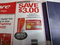 $3/1 Thermacare Product 11/17/2019