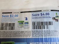 $2/1 Cetaphil + $4/1 Cetaphil Restoring Lotion, Ultra Healing Lotion or Purifying Clay Mask DND 2/29/2020