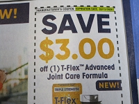 $3/1 T Flex Advanced Joint Care Formula 3/12/2020