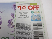 $1.25/1 Air Wick Scented Oil Twin or Triple Refill 5/17/2020