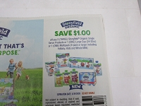 $1/3 Stonyfield Organic Single Serve Products DND 5/31/2020
