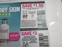 $1.50/1 Curel Moisturizer 13oz + $3/1 Curel Hydra Therapy Wet Skin Moisturizer or Dry Skin Therapy 6/14/2020