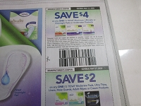 $4/1 Tena Maximum Ultimate or Overnight Pads or Underwear + $2/1 Tena Moderate Pads Ultra Thins Liners 5/17/2020