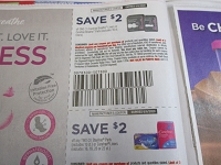 $2/1 Carefree Breathe Liners or pads + $2/2 Stayfree Pads or Carefree Liners 6/6/2020