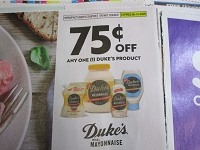 $.75/1 Duke's Product DND 6/14/2020