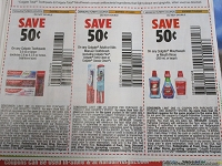 $.50/1 Colgate Toothpaste 3.0 + $.50/1 Colgate Adult Kids Manual Toothbrush + $.50/1 Colgate Mouthwash DND 7/11/2020