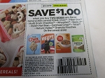 $1/2 Fiber One Wheaties Basic 4 Total Raisin Nut Bran Cereal 8/29/2020