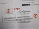 $5/1 Target Gift Card WYB $25 in Purina Pet Food Litter or Treats 8/29/2020