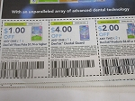 $1/1 Dentek Floss Picks 1.74 or Higher + $4/1 Dentek Dental Guard + $2/2 Dentek Products $2.49+ 9/13/2020