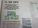 $1.50/1 Pampers Diapers or Easy Ups Training Underwear 10/10/2020