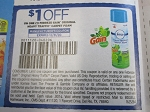 $1/1 Febreze Gain Original Heavy Traffic Carpet Foam 12/31/2020