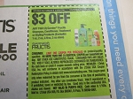 $3/2 Garnier Fructis Shampoo Conditioner Treatment or Styling 10/10/2020