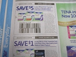 $5/2 Tena Maximum Ultimate or Overnight Pads + $1/1 Tena Moderate Pads 10/25/2020