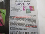 $2/1 Playtex Sport Tampons or Gentle Guide 10/24/2020