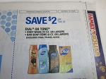 $2/2 Dial or Tone Body Wash 12oz or Bar Soap 6ct 10/18/2020