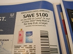 15 Coupons $1/1 Caress St Ives or Lever 2000 3/27/2021