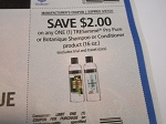 15 Coupons $2/1 Tresemme Pro Pure or Botanique Shampoo or Conditioner 3/27/2021