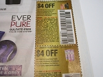 15 Coupons $4/2 Loreal Paris Elvive Haircare + $4/2 Paris Ever Shampoo Conditioner or Treatment 4/24/2021