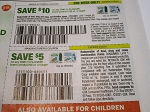 15 Coupons $10/1 Flonase 120ct 4/18/2021 + $5/1 Flonase 60ct 4/25/2021