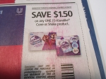15 Coupons $1.50/1 Klondike Cone or Shake Product 4/24/2021