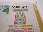 15 Coupons $2/2 Herbal Essences Shampoo Conditioner or Styling 4/24/2021