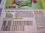 15 Coupons $3/1 Gain Liquid Laundry Detergent 165oz or Flings 42ct 5/8/2021