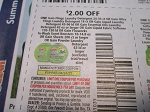 15 Coupons $2/1 Gain Flings Laundry Detergent 24 - 35ct or Gain Ultra Flings 18ct 4/24/2021