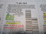 15 Coupons $1/1 Gain Flings Laundry Detergent 1 2- 20ct or Gain Liquid 50oz 4/24/2021