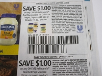 $1/1 Hellmann's Real Mayonnaise Jar 24oz or Organic 15oz + $1/1 Real Ketchup Squeeze 14oz 12/9/2018