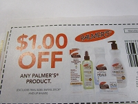 $1/1 Palmer's Product 2/20/2019