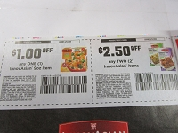 $1/1 Innovasian 9oz items + $2.50/2 Innovasian Items 3/31/2019