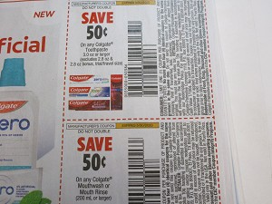 $.50/1 Colgate Toothpaste 3.0oz + $.50/1 Colgate Mouthwash or Mouth Rinse DND 5/30/2020