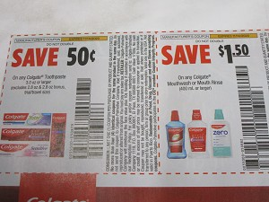 $.50/1 Colgate Toothpaste 3.0oz + $1.50/1 Colgate Mouthwash or Mouth Rinse DND 11/14/2020